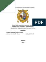 Informe 2 - Calibracion