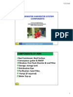02 Rainwater Harvesting System Components