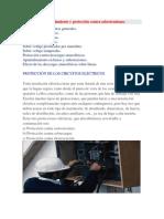 Coordinación de Aislamiento y Protección Contra Sobretensiones