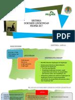 Kriteria Proper Dokumen Lingkungan