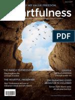 Heartfulness Magazine July 2017 issue
