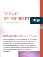 Toma de Decisiones Eticas28set-1