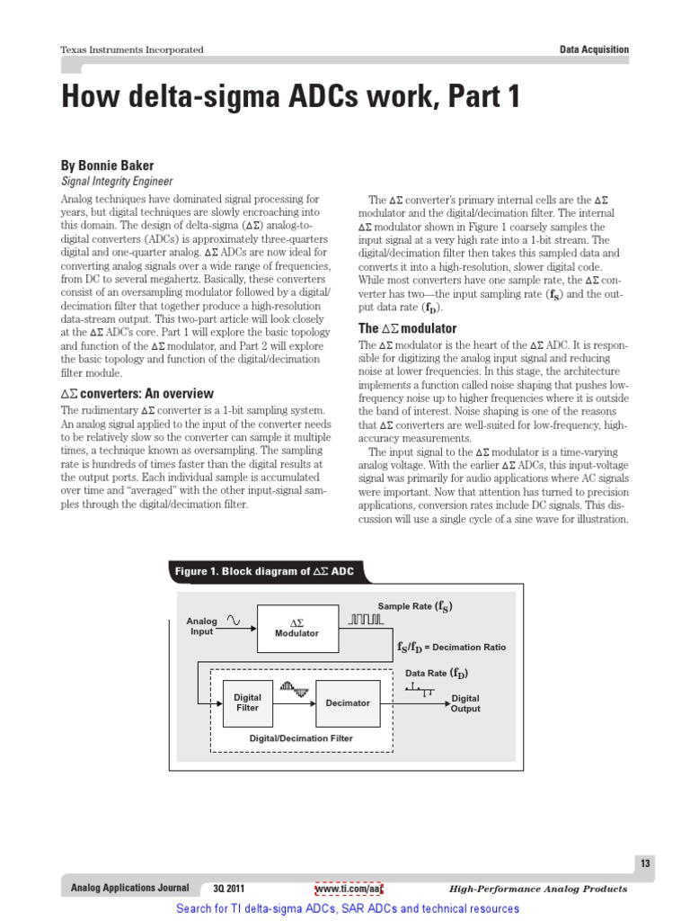 Slyt423a1 analog to digital converter sampling signal processing baditri Image collections