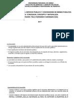 CONCESION. CONCEPTO Y  NATURALEZA.pptx