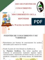 9. SONDEO DE FUENTES DE CONOCIMIENTO Y DESCUBRIMIENTO DE LA HIPÓTESIS.pptx