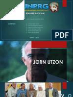 Jorn Utzon - Presentación
