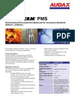PMS Datenblatt Renitherm En