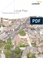 Lambeth Local Plan