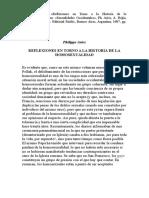 Aries, Philippe - Historia de la homosexualidad.doc
