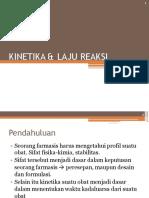 stabilitas kinetika obat