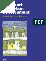 Transport and Urban Development