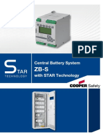 Cooper Ceag Resource Central Battery System Zb s