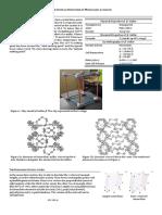 Monoclinic Sulfur