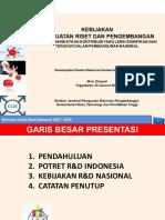 07. RAKERNAS 2017_BAHAN PAPARAN DIRJEN RISBANG.pdf