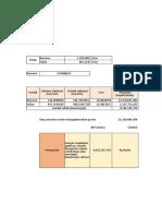Perhitungan Ekonomi Optimisasi Reaktor Tatoray 2017