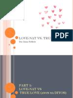 Love-nat vs True Love _new