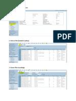 Filter on Open Date in PMSmart Doc