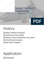 Finite Element Methods in Engineering