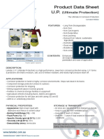 Lanotec U.P. Product Data Sheet 16