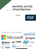 AzurePowerShellVMsSQLSatCambridge2016