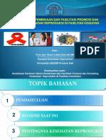 Materi Sosialisasi Panduan Teknis KESPRO BKKBN 16'MEI'2017
