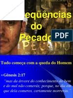 2 - Consequencias do pecado.ppt