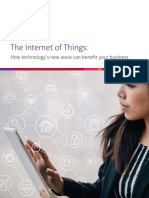 Mindtree Iot the Internet of Things