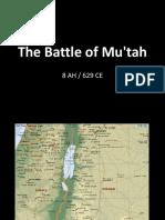 The Battle of Mu'tah.pdf