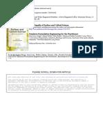 10 ESCS Salager Emulsion Formulation Engineering