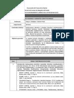 Programa ECAE- Derechos Humanos y Garantías Constitucionales (DOLABJIAN-PRADA)