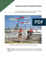 Monografia Spt (Realizacion Del Ensayo de Spt y Pros y Contras Del Ensayo Spt)