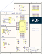 Blue Pill Dev Board STM32F103C Schematic
