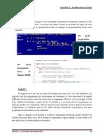 2 - Chapitre 1 - Informatique de Base Partie 2