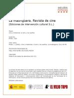 LA MADRIGUERA 051 001 (Cine e Historieta)
