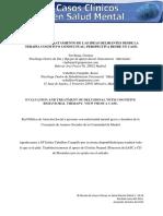 Evaluacion y Tratamiento de Las Ideas Delirantes