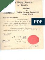 Rsh Diploma