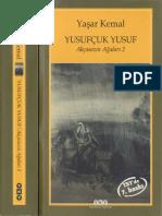 Yaşar Kemal - Akçasazın Ağaları 2 Yusufçuk Yusuf