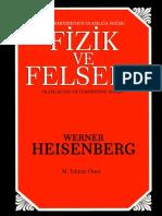 W. Heisenberg - Fizik Ve Felsefe