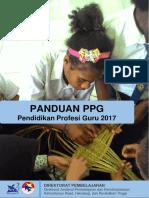 Panduan PPG Tahun 2017