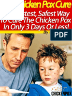Stefan Hall - Fast Chicken Pox Cure eBook