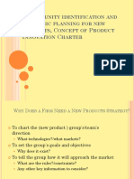 Opportunity , New Product Development and Strategy