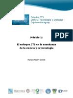 Enfoque de CTS en La Enseñanza de La Ciencia y La Tecnología