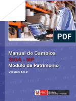 Manual Cambios Mp v5 9 0 Siga