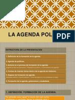La Agenda Política