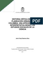 historia critica de la planeacion.pdf