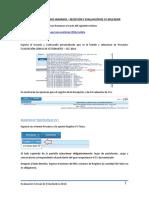 Guía Recepcion y Evaluación Cv - Aplicadores