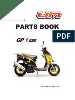 um motos scoter