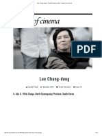 Lee Chang-dong • Great Director profile • Senses of Cinema.pdf