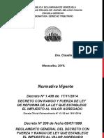 Clases de Derecho Tributario Unidad II Tema 2 Leyes Especiales Iva Ppt