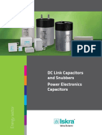 DC Link Capacitors and Snubbers 3.0